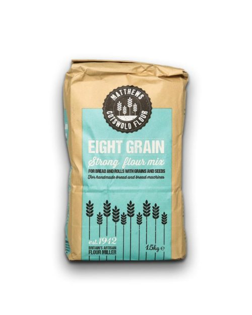 Eight Grain Strong Flour Mix